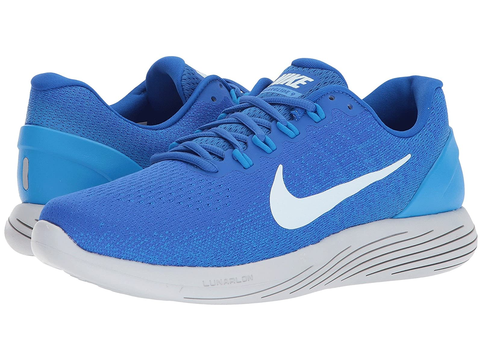 Nike LunarGlide 9Atmospheric grades have affordable shoes