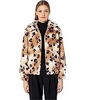 Rebecca Taylor - Cheetah Faux Fur Coat
