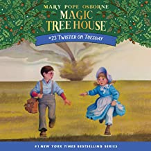 Twister on Tuesday: Magic Tree House, Book 23