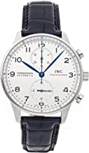 IWC Portugieser Mechanical (Automatic) Silver Dial Mens Watch IW3714-46 (Certified Pre-Owned)