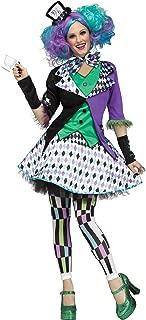 Fun World Women's Mad Hatter Costume