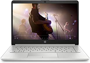 HP 14-inch Laptop, AMD Athlon Gold 3150U, 4 GB RAM, 128...