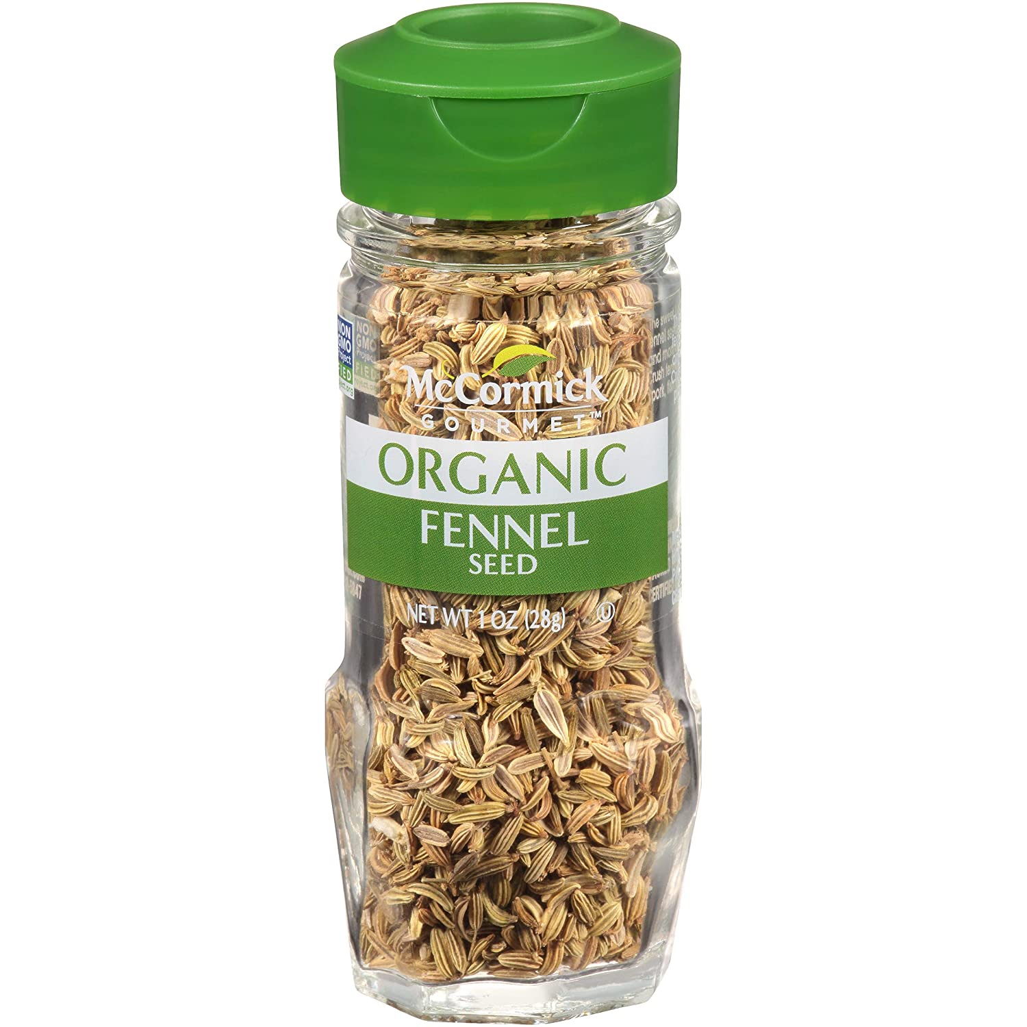 McCormick Gourmet Organic Fennel 100% quality warranty oz Surprise price Seed 1