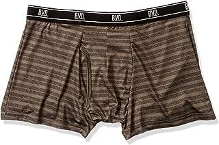 [ビー・ブイ・ディ] ボーダーボクサー(前開き) 大きいサイズ POCHA BODY メンズ