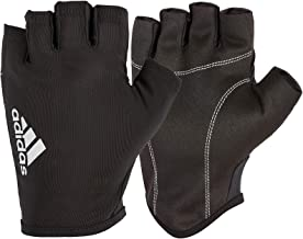 ESSENTIAL GLOVES - GREY/L-BLACK, 1 SIZE