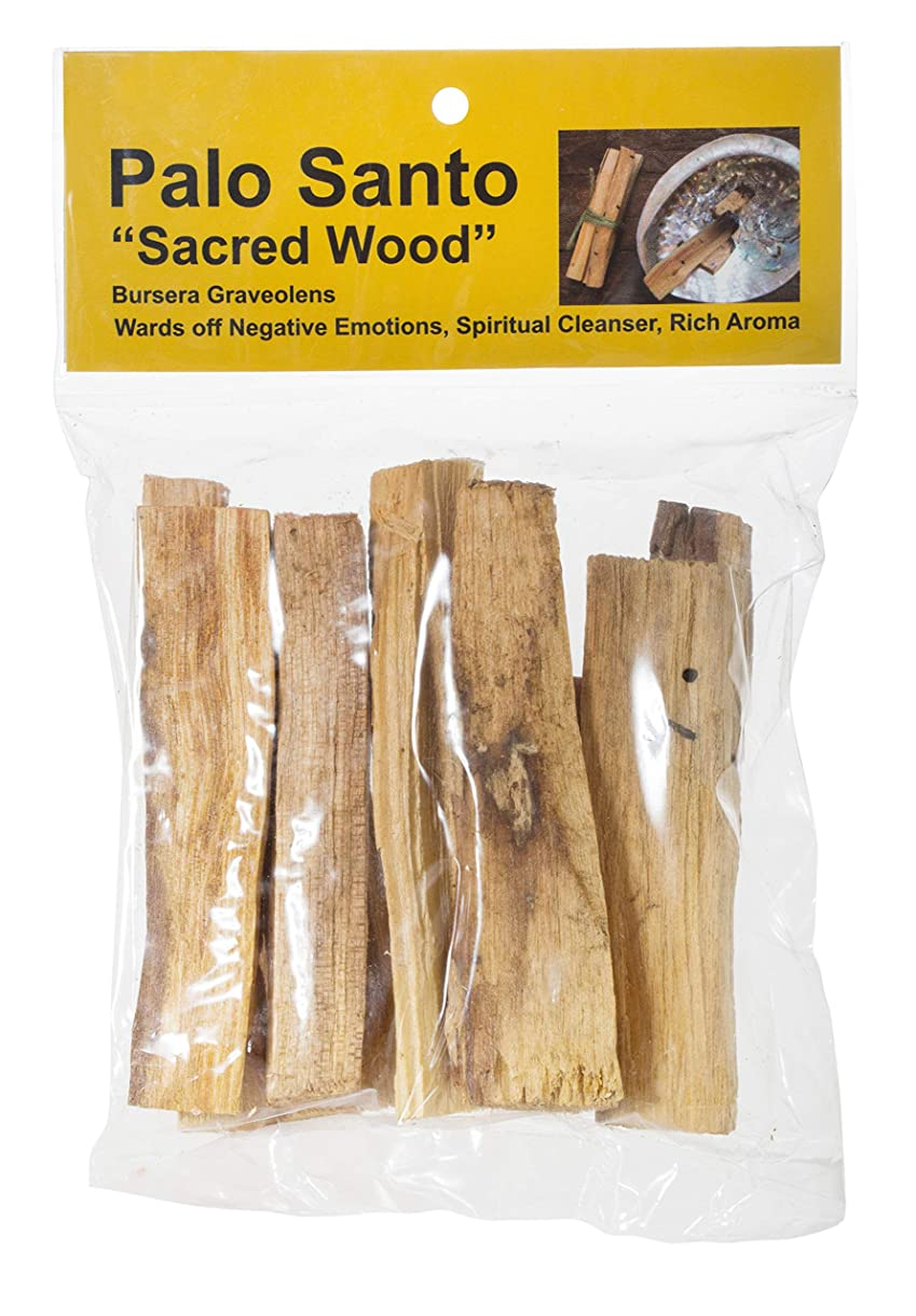 傑出した昨日物理Artisan フクロウ パロサント 聖なる木製香り お香スティック
