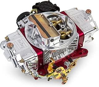 Holley 0-86670RD 670 CFM Ultra Street Avenger Four Barrel Carburetor - Red