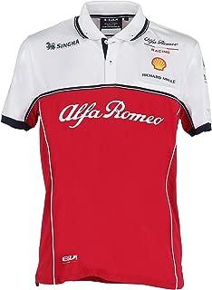 Racing F1 2019 Men's Team Polo Shirt