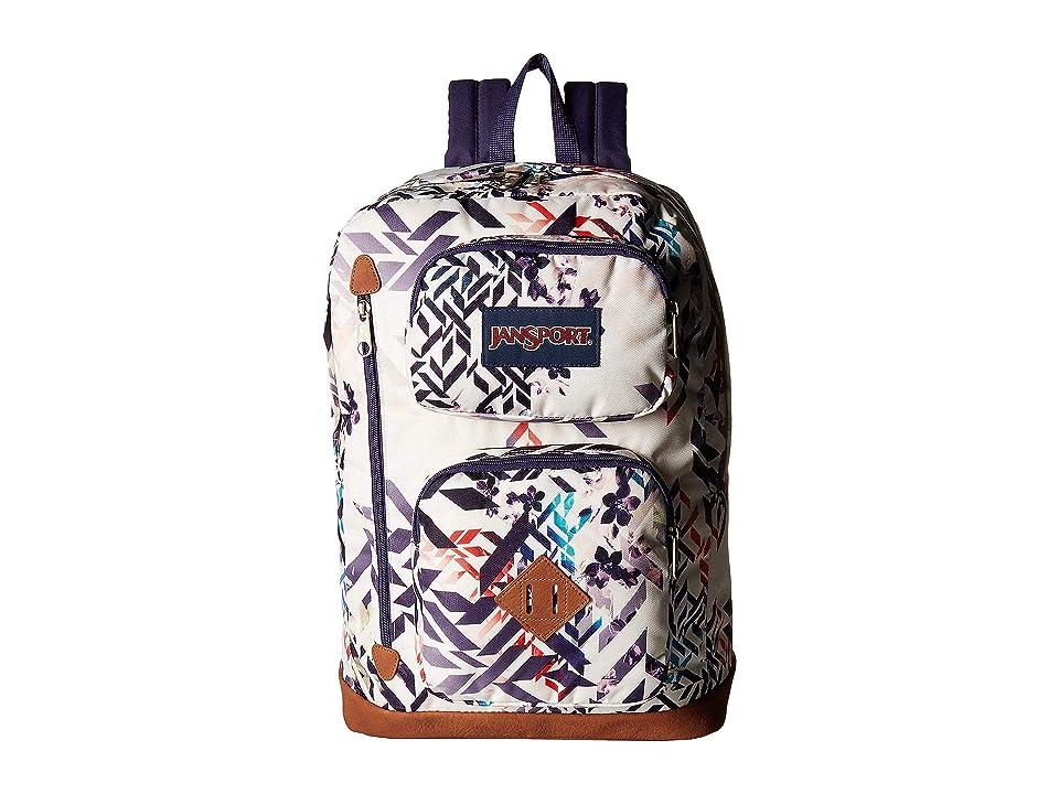 db6662ddb9 JanSport Austin (Botanical Geo) Backpack Bags