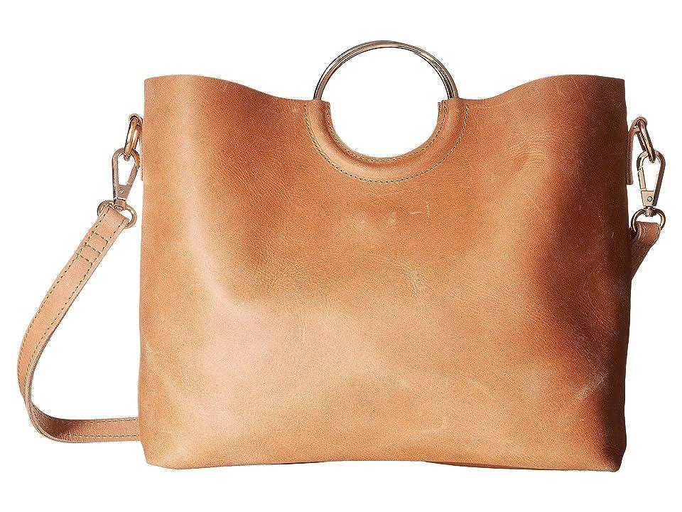 ABLE Fozi Handbag (Pink Sand) Handbags