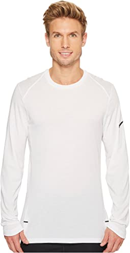 Elite Long Sleeve Basketball Top