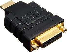 エレコム 変換アダプタ DVI-HDMI AD-DTH