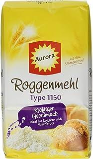 Aurora Roggenmehl Type 1150, 1.00 kg