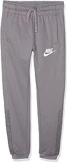 Nike Boy's NSW Pant ADVANCE, White(Gunsmoke/Gunsmoke/White056), Small