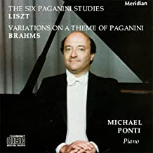 liszt variations on a theme by paganini