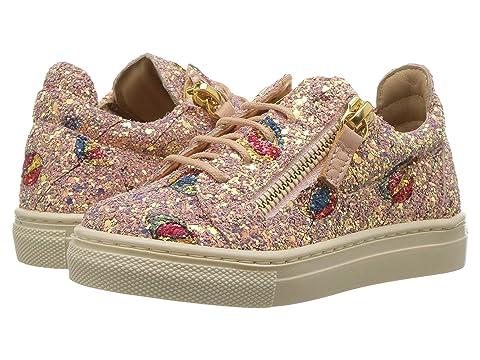 Giuseppe Zanotti Kids Lunapark Sneaker (Toddler)
