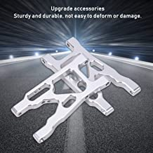 Weerstand Front Lower Suspension Arm RC Front Lower Arm voor WLtoys 1/10-K949 RC Car Accessorie:(Silver K949-004S)
