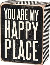 لافتة بوكس من Primitives by Kathy - You Are My Happy Place