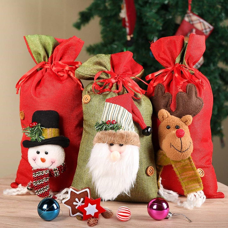 Cheap OurWarm 3D Christmas Drawstring E Santa Portland Mall Snowman Claus