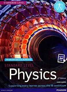 Pearson Baccalaureate Physics Standard Level 2nd edition print and ebook bundle for the IB Diploma: Industrial Ecology