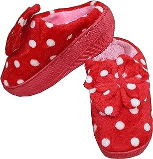 INFISPACE® Girl's Polka-dot Thermal Platform Boots