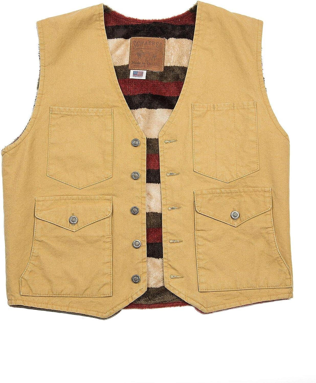 Vintage Mesquite Vest – Blanket Lined