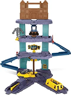 Hot Wheels DC Comics Batman Expanding Batcave Playset
