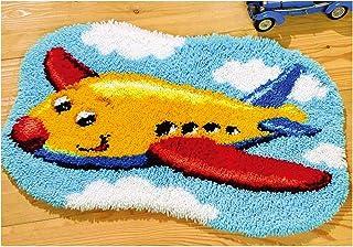 Kits De Fils Au Crochet De Bricolage, Crochet pour Enfants De 8 À 12 Ans, Kit De Crochet De Loquet À Aiguille-Orientation ...