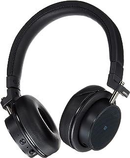 ONKYO 密閉型ワイヤレスヘッドホン Bluetooth対応/NFC対応/リモコン・マイク付 ブラック H500BTB