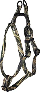 OmniPet Adjustable Step in Pet Harness, Small, Mossy Oak Shadow Grass Blades Camouflage