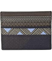 Etro - Mixed Pattern Card Holder