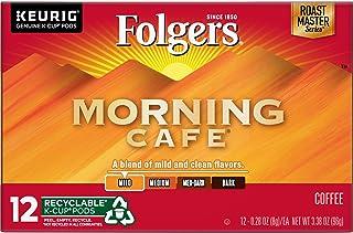 Folgers Morning Cafe, Mild Roast Coffee