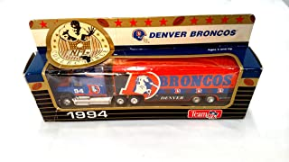 Denver Broncos 1994 Limited Edition Diecast Matchbox Tractor trailer Collectible