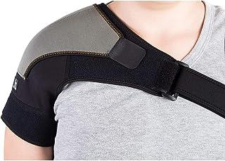 Shoulder Brace for AC Joint & Tendinitis | Shoulder Support for Pain Relief & Injury Prevention | Compression Shoulder Ice...