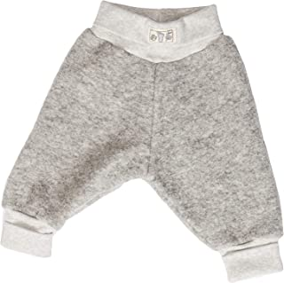 Lilano Organic Merino Wool Baby Pants [340007]. Made in Germany.