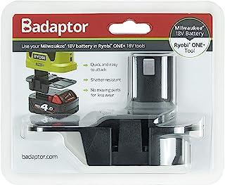 Badaptor MIL-RYO Milwaukee to Ryobi Battery Adapter