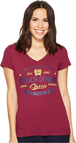 Cinch - Cotton Jersey Short Sleeve