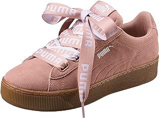 PUMA Kadın Vikky Pltfm Ribbon Bold Moda Ayakkabı