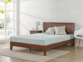 Amazon Com King Size Platform Bed With Storage