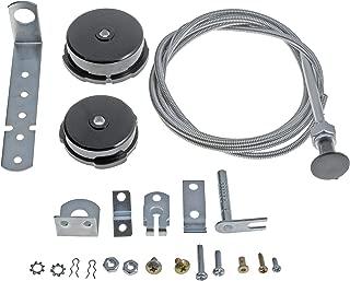 weber carburetor manual choke kit