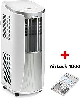 TROTEC Acondicionador de aire local PAC 2010 E de 2.1 kW / 7.200 Btu (EEK: A) 3-en-1 del acondicionador de aire incluido AirLock 1000