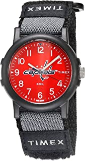 Timex Youth TWZHCAPYA NHL Recruit Washington Capitals Watch