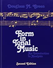 form in tonal music green
