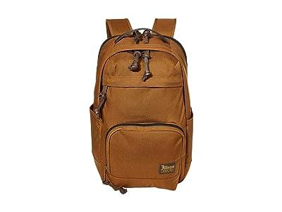 Filson Dryden Backpack (Whiskey) Backpack Bags