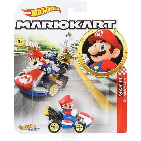 ホットウィール(Hot Wheels) マリオカート(MARIO KART) マリオ スタンダード GBG26