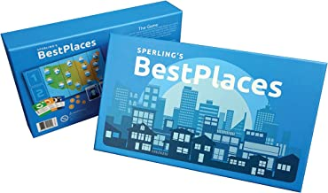 Best Places Board Game