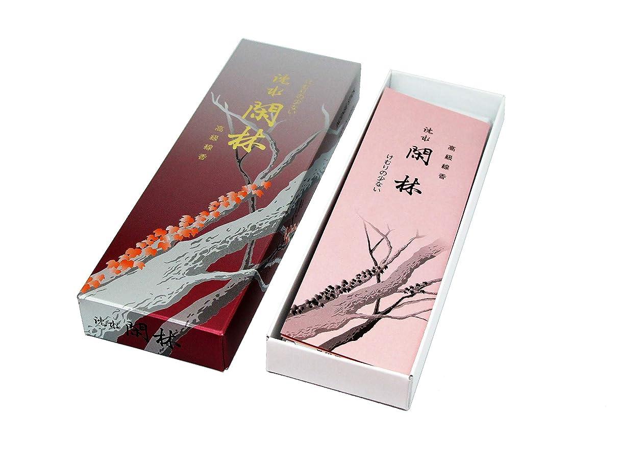 デッドロックサイトラインブルゴーニュ玉木 お香 香 香 ジャンスイカンリン 無煙タイプ 小型 レギュラーサイズ 5.5インチ40本 日本製 アロエウッド