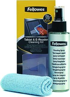 Fellowes 9930501 8041601 - Kit limpiador para tablet, Pc y libros electrónicos, Multicolor