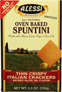Alessi Spuntini Crackers, 5.3 Ounce