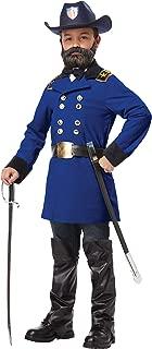 California Costumes Union General Ulysses S. Grant Boy Costume, One Color, Medium